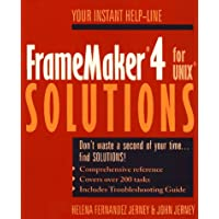 FrameMaker for UNIX Solutions