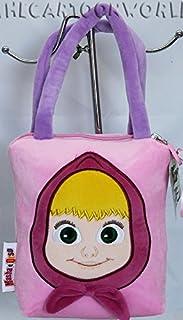 Masha e Orso mini shopper rosa Masha Accademia