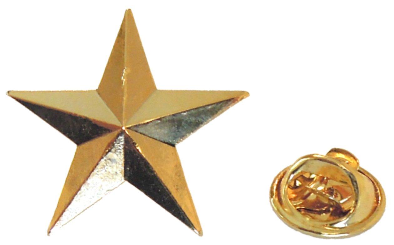 Gold Star Annual Award Pin
