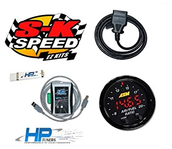 HP Tuners KIT 6021 Pro GM Vehicles 8 Credits - With AEM 30
