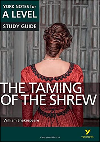 The Taming Of The Shrew: York Notes For A-level por Rebecca Warren