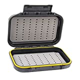 Waterproof Dual-Layer Fly Fishing Bait Storage Case Box