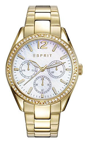 Esprit Watch Essentials Gold - ES108932002-Gold - stainless-steel-Round - 36 mm