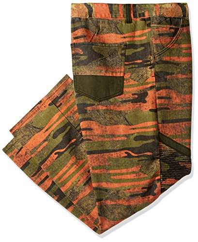 Rocawear Men's Big and Tall Sherman Pant, Orange Camo, 52...