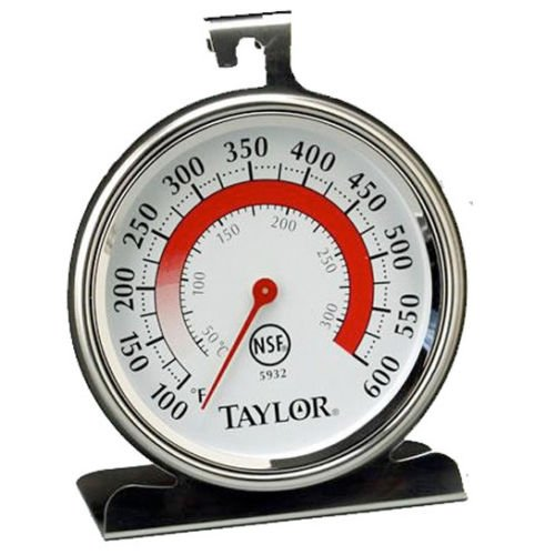 Taylor Classic Oven Thermometer Analog NSF Taylor Classic Oven Thermometer