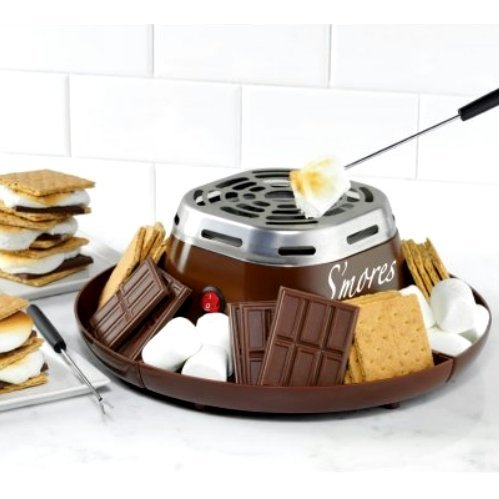 Nostalgia Electric S'Mores Maker (Acme Stainless Steel Heater)