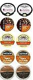 10 Limited Edition Fall PUMPKIN Flavored SUPER sampler! 5 Different Pumpkin only Flavors! WOW! Pumpkin Spice Galore!