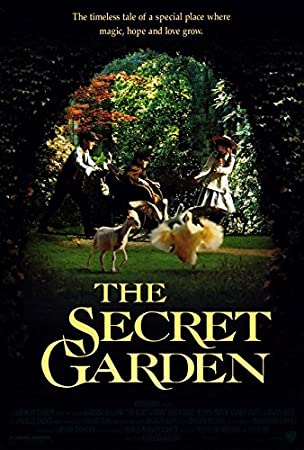 El jardín secreto Póster de película 27 x 40 - 69 cm x 102 cm Kate Maberly Maggie Smith Haydon Prowse Andrew Knott John Lynch: Amazon.es: Hogar
