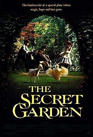El jardín secreto Póster de película 27 x 40 - 69 cm x 102 cm Kate ...
