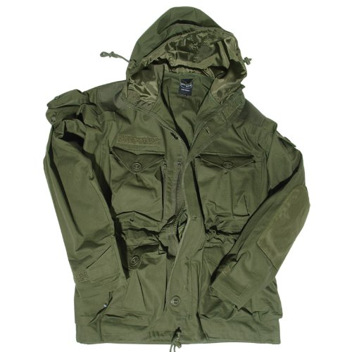 Mil-Tec Smock Lightweight Olive size XL by Miltec