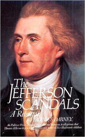 The Jefferson Scandals: A Rebuttal