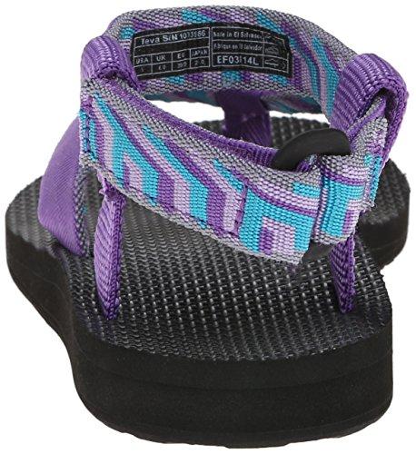 Teva Originale Sandal W S Dame Sport- & Udendørs Sandalen Azura Lilla GTWIRnqeAP