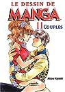 Le dessin de manga, tome 11 : Couples par Hayashi