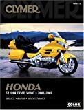 img - for Clymer Honda Gl 1800 Gold Wing 2001-2005 (Clymer Motorcycle Repair) book / textbook / text book
