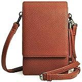 Small Crossbody Bag Cell Phone Purse Wallet Lightweight Roomy Travel Passport Bag Crossbody Handbags for Women