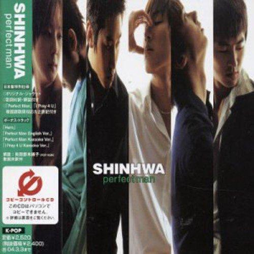 Shinhwa - Perfect Man (Japan - Import)