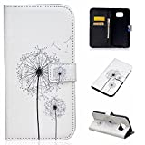Samsung Galaxy S7 edge Wallet Case,SAVYOU-[Kickstand Feature] Dual-Use Flip PU Leather Wallet Flip Stand Case Cover with ID&Credit Card Slot For Galaxy S7 edge -WS5 Review