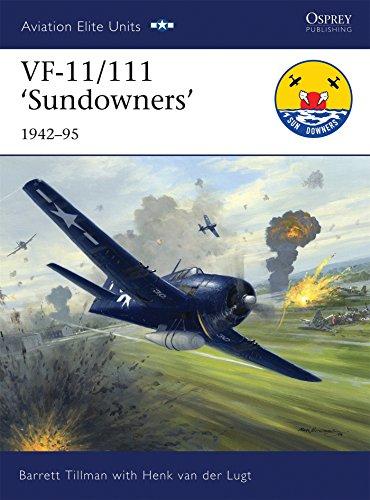 - VF-11/111 'Sundowners' 1942-95 (Aviation Elite Units)