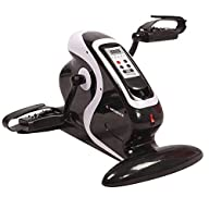 Confidence Fitness Motorized Electric Mini Exercise Bike / Pedal Exerciser