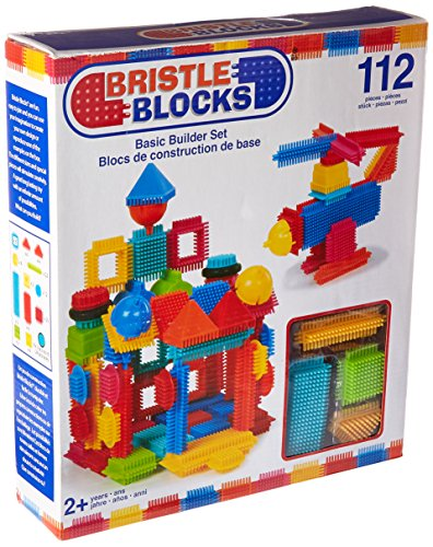 Battat Bristle Blocks 112-Piece