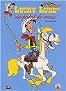 Lucky Luke au point de croix par Pieroni