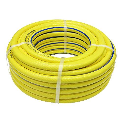 Sanifri 470010054 Qualitätsschlauch 50 m, kälte- und hitzebeständig, Abmessung 3/4 Zoll