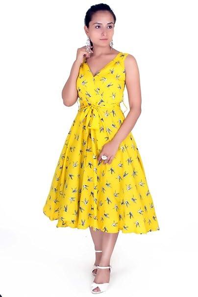 Vestido para mujer 40s 50s Swing Estilo Vintage Rockabilly vestido con Retro para fiesta Plus tamaño