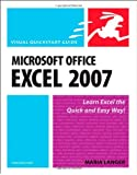 Microsoft Office Excel 2007 for Windows: Visual QuickStart Guide (Visual QuickStart Guides)