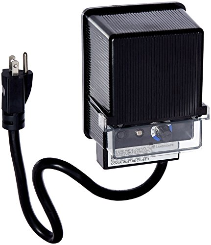 EasyPro EPT150 Low Voltage Transformer with Photo Eye and Timer, 150-Watt by EasyPro Pond Products