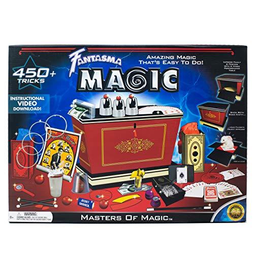 Fantasma Masters Of Magic