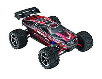 Traxxas E-Revo VXL Elec 4WD Ready to Run Toy with TSM (1/16 Scale), Colors May Vary
