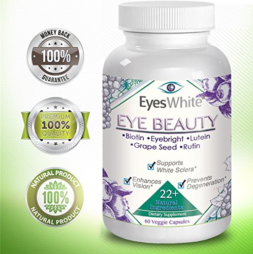 Whitening Vitamin Supplement Eyebright Lutein product image