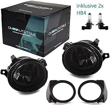 Dm Autoteile Nebelscheinwerfer Set Passt Für E46 E39 M Paket M3 M5 Smoke Birnen Halter Auto