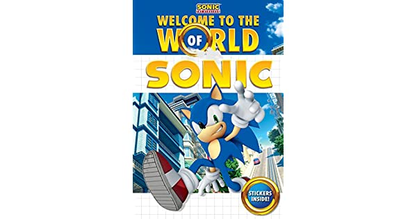 Welcome to the World of Sonic: Lloyd Cordill: Amazon com: Panworld