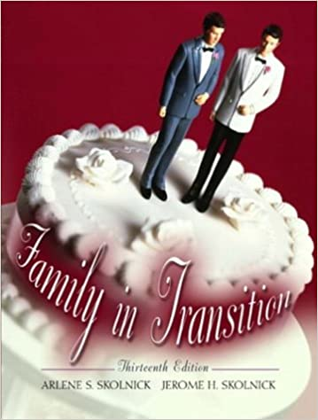 Family in Transition (13th Edition)