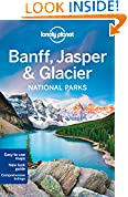 #3: Lonely Planet Banff, Jasper and Glacier National Parks (Travel Guide)