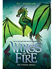 Wings of Fire #13: Poison Jungle