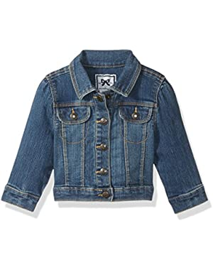 Baby Toddler Girls' Denim Jacket