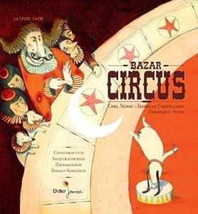 """Afficher """"Bazar Circus"""""""