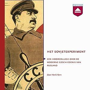 Het Sovjetexperiment Hörbuch