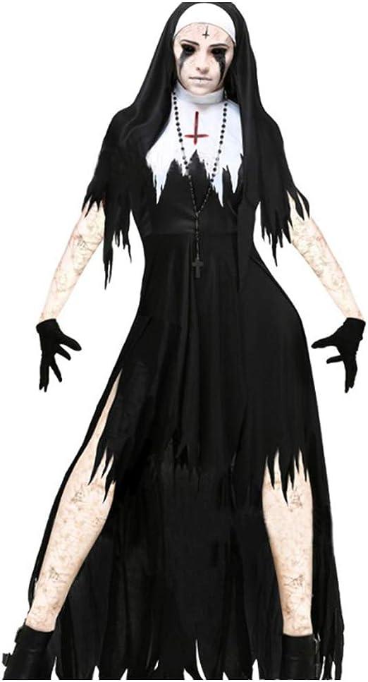Ropa de Fantasma de Terror de Halloween, Zombie Death Adult Blood ...