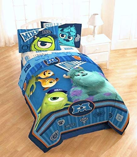 Moana Design Bedding Set 3PC//4PC Duvet Cover Bed Sheet Pillowcase