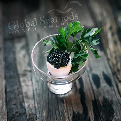 White Sturgeon Caviar 8oz (0.5lbs) by Global Seafoods North America (Image #1)