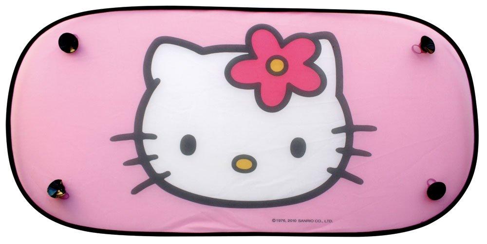 Hello Kitty 077363 Tendina per Lunotto, 50x100 cm Impex