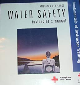 water safety instructor s manual red cross 9781584801870 amazon rh amazon com Sample Instructor Manual Sample Instructor Manual