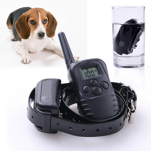 Rechargeable Dog Training Collar Waterproof (For 1 Dog)