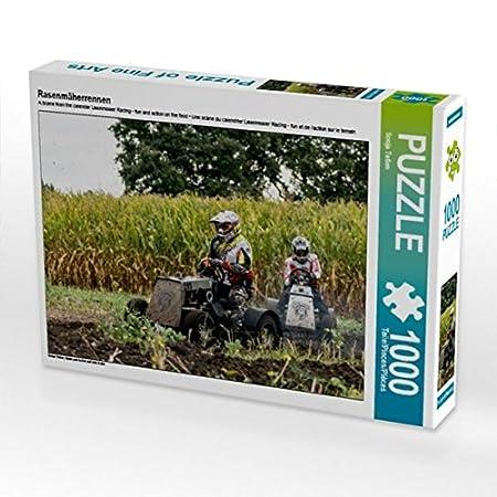 CALVENDO Hobbys - Puzzle de 1000 piezas, diseño de cortacésped ...