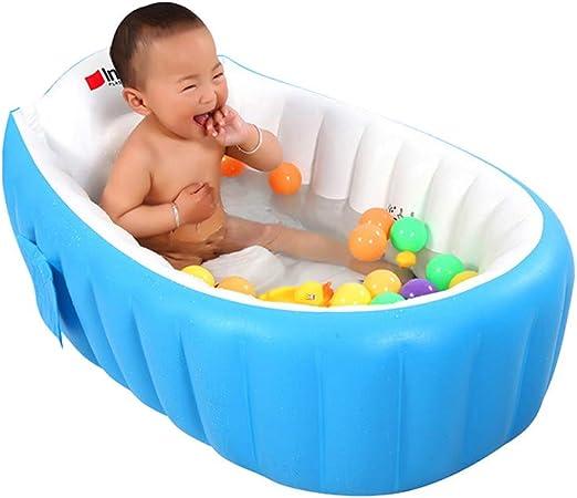 Amazon.com: Adagod - Bañador inflable para el hogar, pequeño ...