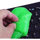 Nettoyant dépoussiérant pour clavier, souris, ordinateur, téléphone portable, téléphones, téléviseurs et autres appareils.