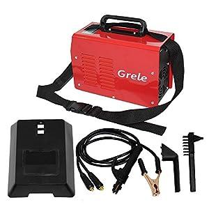 4. GRELE 140 Amp Digital LCD Display Welder DC Inverter Stick ARC Welding Machine